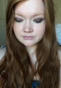 Urban Decay Naked Smoky #1