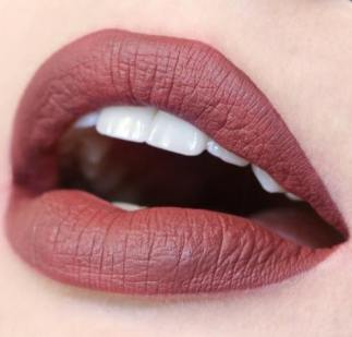 Colourpop Ultra Matte Lipstick in Tulle Review
