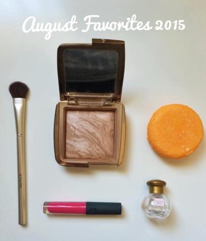 August Favorites 2015