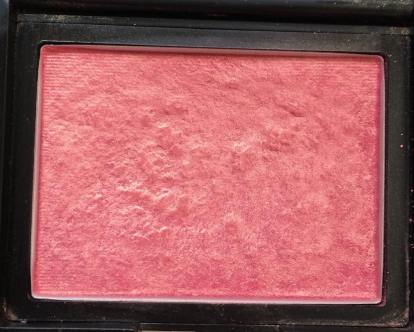 NARS Blush in Orgasm Review