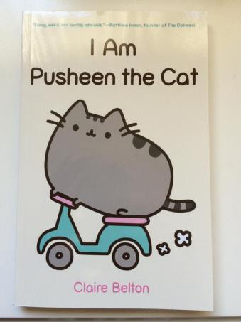 September Favorites I Am Pusheen the Cat