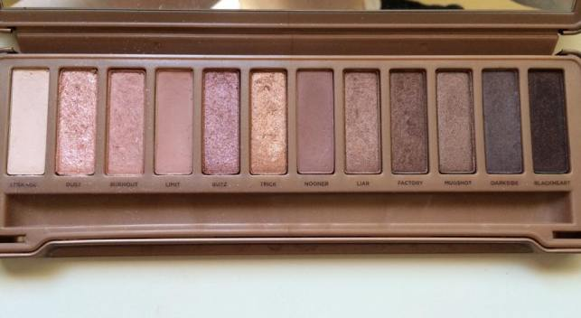 September Favorites 2015 Urban Decay Naked 3