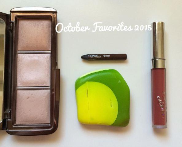 Ginger's October Favorites 2015