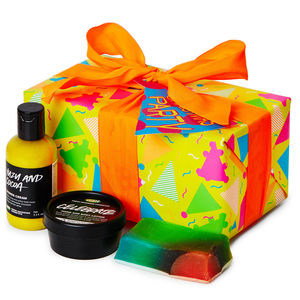 Lush Cosmetics Holiday Gifts 2015 Christmas Party