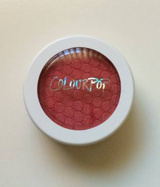 Colourpop Super Shock Cheek in Fox